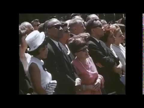 The President: July 1966. MP876.
