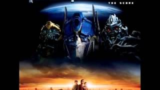 Transformers The Score Arrival To Earth