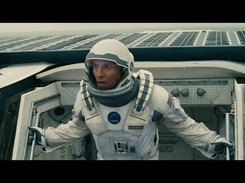 Interstellar Movie - Official Trailer 2