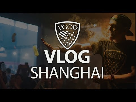 STUCK IN CHINA! | SHANGHAI EXPO 2017