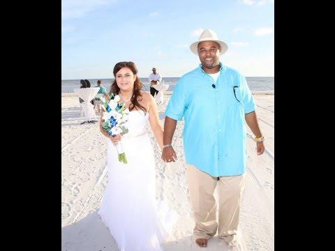 Our Wedding at Diamondhead Resort Ft Myers Beach