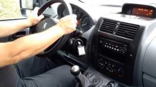обзор автомобиля Peugeot Expert 2.0HDi 2008 года