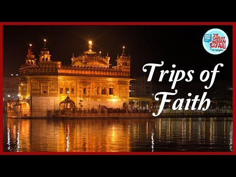 Top 5 Religious Places in India | Trips of  Faith | Vir Sanghvi