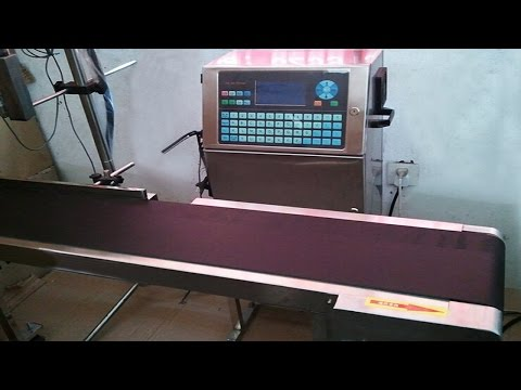 computer-controlled ink printer machine industrial printing machine for expiry date coding machinery