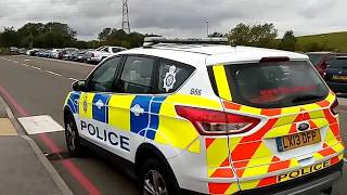 Kent Police Stop and search fail ebbsfleet