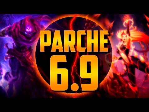 EL PARCHE QUE CASI ME MATA | Parche 6.9 (League of Legends)