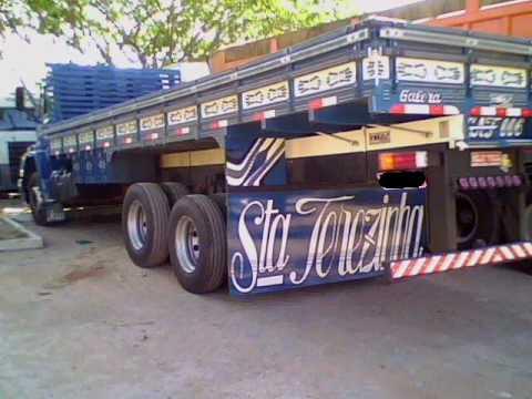 Caminhões Com Lameirão Youtube