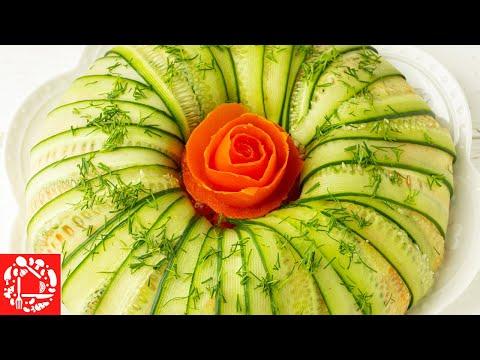 Видео: Проверенный Рецепт Шикарного САЛАТА! Это настоящий ВОСТОРГ! Салат на Пасху