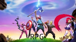FORTNITE FAN GAME WILL BECOME AN RPG? (POCKET CODE)