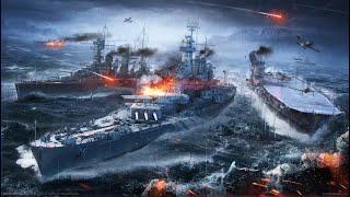 World of Warships | German Intruders | 3er Divi | Wladiwostok, Richelieu und Sinop