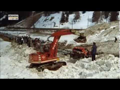 Die Eroberung der Alpen - Teil 1 - Über den Pass