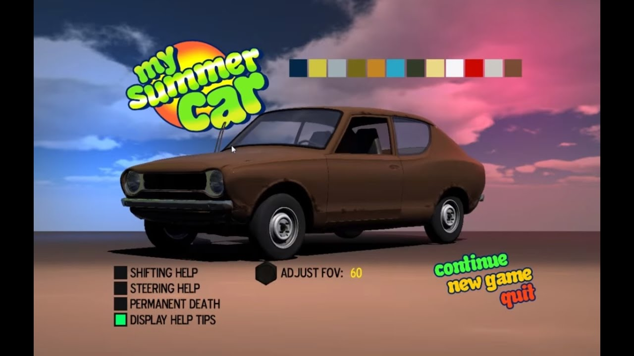 My summer car pc game free download | freegamesdl.