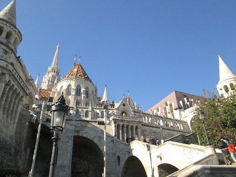 Fisherman's Bastion - Budapest  EDC Gunner takes you to Budapest