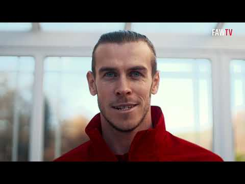 Gareth Bale's message for the fans