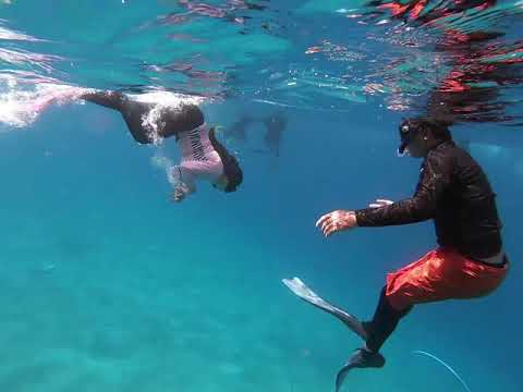 Freediving Lobo Batangas