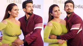 Huma Qureshi Looking So Big & Hot in Tight Green Gown