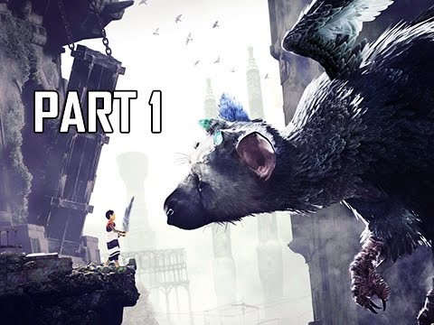 The Last Guardian Walkthrough Part 1 - Trico (PS4 Pro Let's