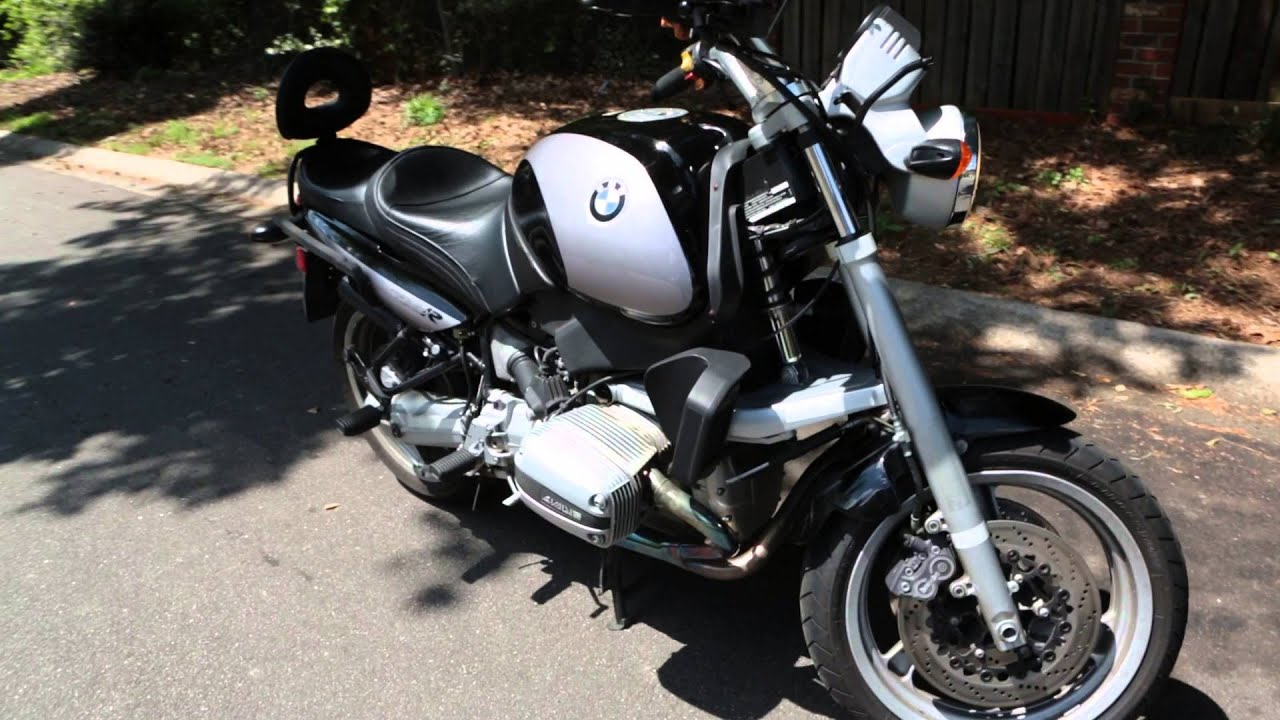 1996 bmw r850r olympic edition for sale youtube. Black Bedroom Furniture Sets. Home Design Ideas