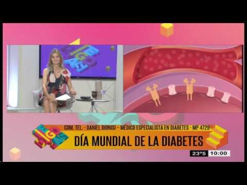 TDM - Dr. Daniel Dionisi - Día Mundial de la Diabetes - 141119