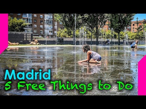 5 Free Things to do in Madrid