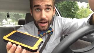 ★★★★★ Solar Charger, X-DRAGON Solar Power 10000mAh Solar Battery Charger - Amazon