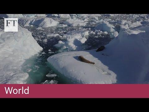 The race to understand Antarctica