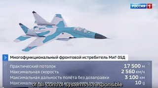 Potential Foreign Buyers Drooling Over The Newest Russian MiG-35 Jet