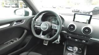 Audi A3 1.4 TSI S-Line schwarz