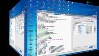 v2Movie : Samsung GT-E1282T SPD 6530 Flash Write Done