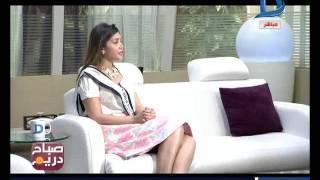صباح دريم|ملكة جمال بريطانيا تدعم سياحة مصر والمنطقة العربية