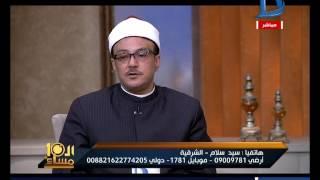 العاشرة مساء| متصل لـ الشيخ محمد عبدالله نصر : إنت مش المهدي المنتظر إنت المجرم والمدمر المنتظر