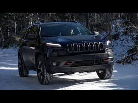 2016 jeep cherokee trailhawk 4x4 youtube. Black Bedroom Furniture Sets. Home Design Ideas