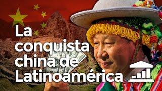 ¿Por qué CHINA quiere comprar LATINOAMÉRICA? - VisualPolitik