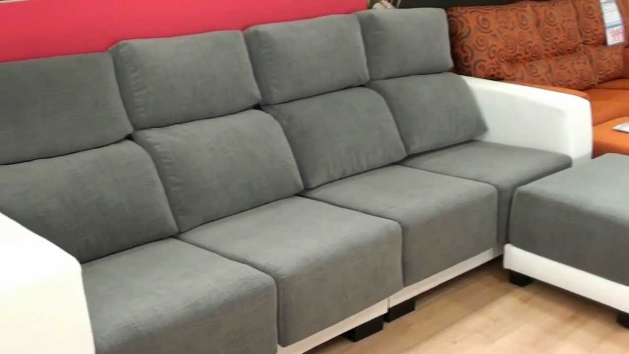 Sof 4 plazas reclinable extensible m ximo confort 4360 for Sofa 2 plazas extensible
