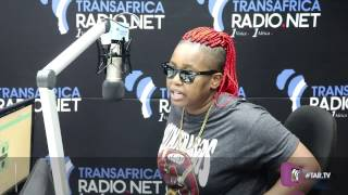 Award Winning Nigerian DJ Lambo On PluggedIn With Nhlanhla Nhlapo 25:03:17