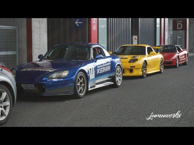 JDM Autoverleih in Hakone-  S2000, RX-7 und NSX bei Fun2drive Japan