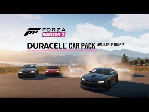"Forza Horizon 2 - Official ""Duracell Car DLC"" Trailer (Xbox One)"