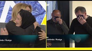 Bizə danış/Asya nənə illər sonra oğluna qovuşdu 21.10.2016/Bize danis Asya nene iller sonra...