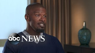 Jamie Foxx dishes on his new series 'Off Script'