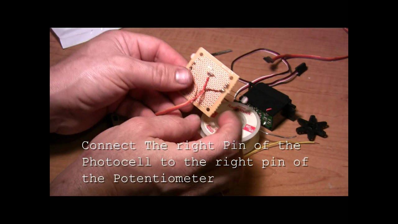 Cheap Solar Tracking Youtube Diy Tracker System Circuit