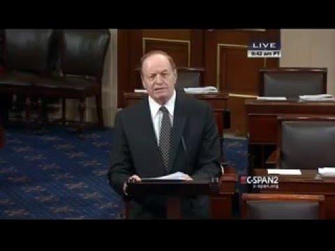 Senator Shelby Defends Second Amendment Rights on the Senate Floor