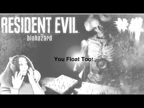 JazzyGuns Funniest And Most Frighted Moments In Resident Evil 7 Biohazard Episode 4