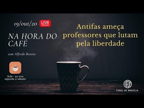 Na hora do café - Professores que lutam pela liberdade sofrem ameaças de morte