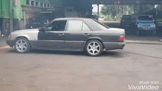 My Mercedes Benz W124 600hp LS3 Engine Swap First Run
