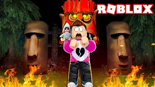I'M GOING TO CAMP * IT GOES WRONG * Cerso roblox in Spanish