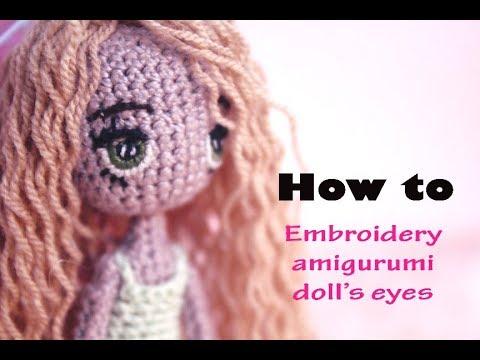 57 Best Crochet Eyes images | Crochet eyes, Crochet, Crochet amigurumi | 360x480