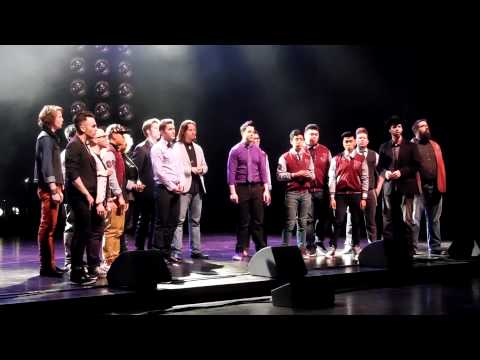 Home Free, VoicePlay, The Filharmonic - The Sing Off Tour - Hallelujah