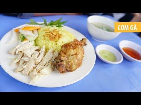 Đi ăn cơm gà chuẩn vị Nha Trang tại Sài Gòn