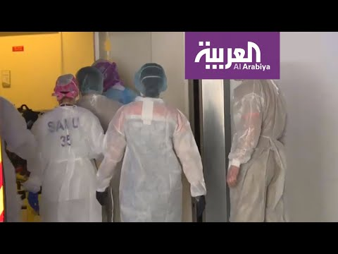 الأطباء والممرضون يخوضون معركة مع كورونا بلا حماية  - نشر قبل 7 ساعة