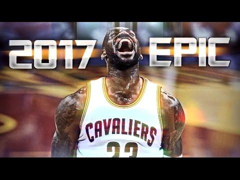 LeBron James - 2017 Promo